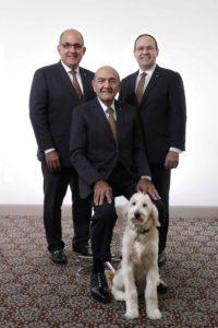 Phil, Michael and David Perotto