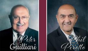 Peter Guilliari & Phil Perotto